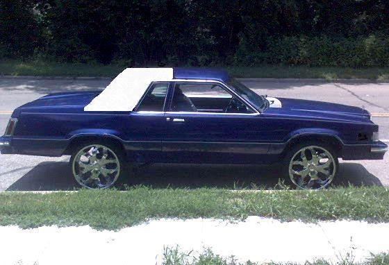 Cincyboy5134life 1981 Ford Thunderbird Specs Photos