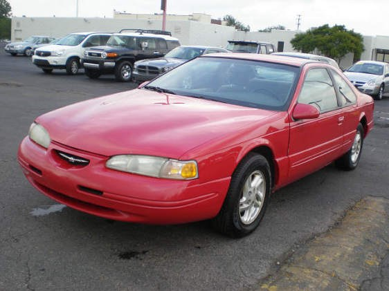 heavyc313 39 s 1997 ford thunderbird in dearborn heights mi. Cars Review. Best American Auto & Cars Review