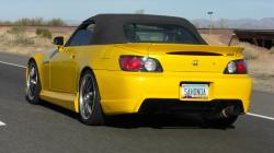 subafrks 2001 Honda S2000