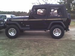 belcherks 1992 Jeep Wrangler