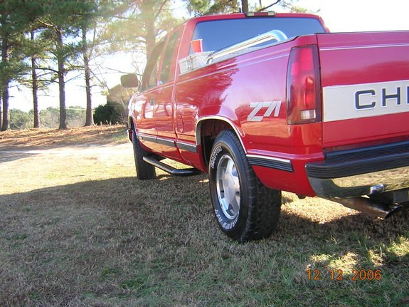 Another toms92gp 1994 Chevrolet C/K Pick-Up post... - 9219353