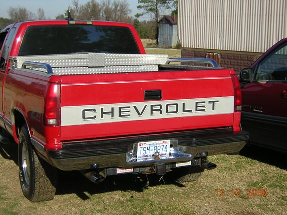 Another toms92gp 1994 Chevrolet C/K Pick-Up post... - 9219358