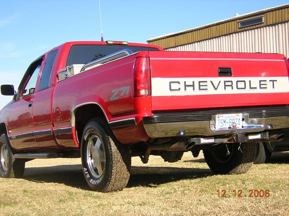 Another toms92gp 1994 Chevrolet C/K Pick-Up post... - 9219359