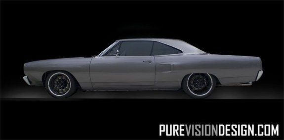 purevisiondesign 1970 Plymouth Roadrunner 9219361