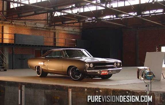 purevisiondesign 1970 Plymouth Roadrunner 9219363