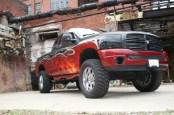 RESCUE351s 2006 Dodge Ram 1500 Quad Cab