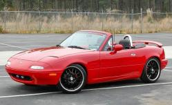 mx5x2s 1993 Mazda Miata MX-5
