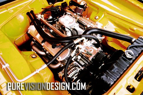 Another purevisiondesign 1971 Plymouth Duster post... - 9219381