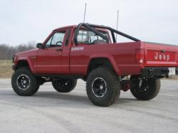 89eliminator 1989 Jeep Comanche Regular Cab