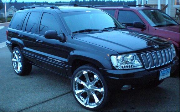jeyheezey 2003 jeep grand cherokee specs photos modification info at cardomain cardomain