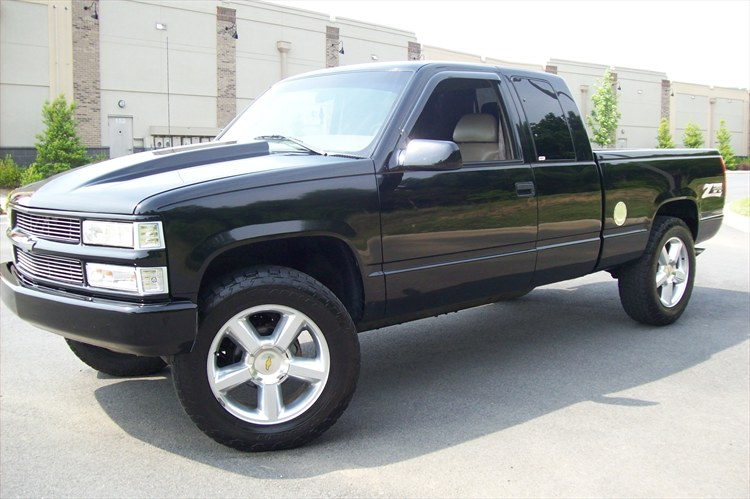 mattscleanz 39 s 1996 chevrolet silverado 1500 extended cab. Black Bedroom Furniture Sets. Home Design Ideas
