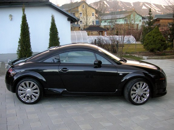 blackhell 2003 audi tt specs photos modification info at cardomain. Black Bedroom Furniture Sets. Home Design Ideas