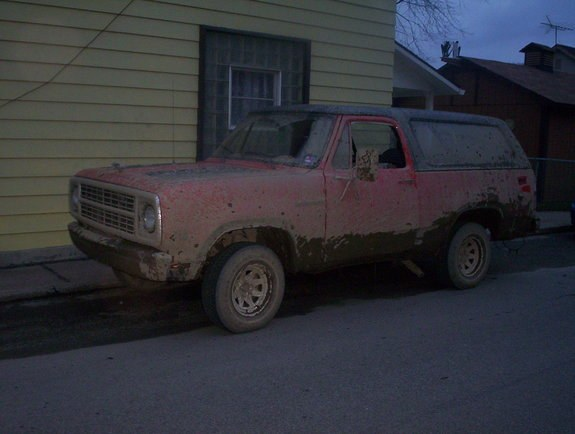 Tim_Ranger 1979 Dodge Ram 1500 Regular Cab
