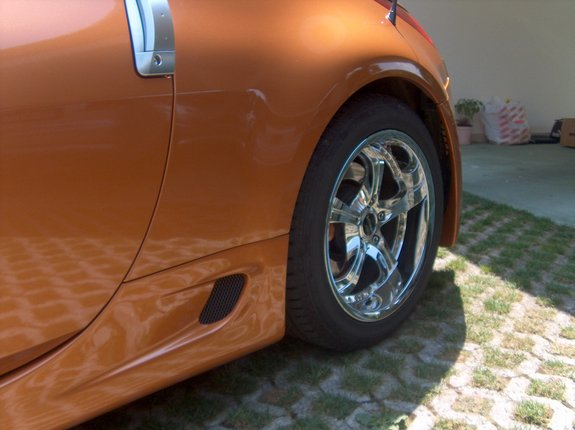 Another GManf 2005 Nissan 350Z post... - 10281409