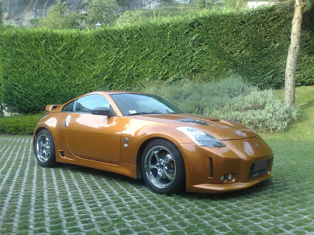 Another GManf 2005 Nissan 350Z post... - 10281410