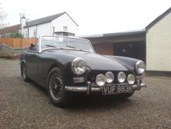 grant-mundy 1971 MG Midget
