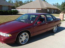 Yung_Rich_Boi 1999 Chevrolet Caprice