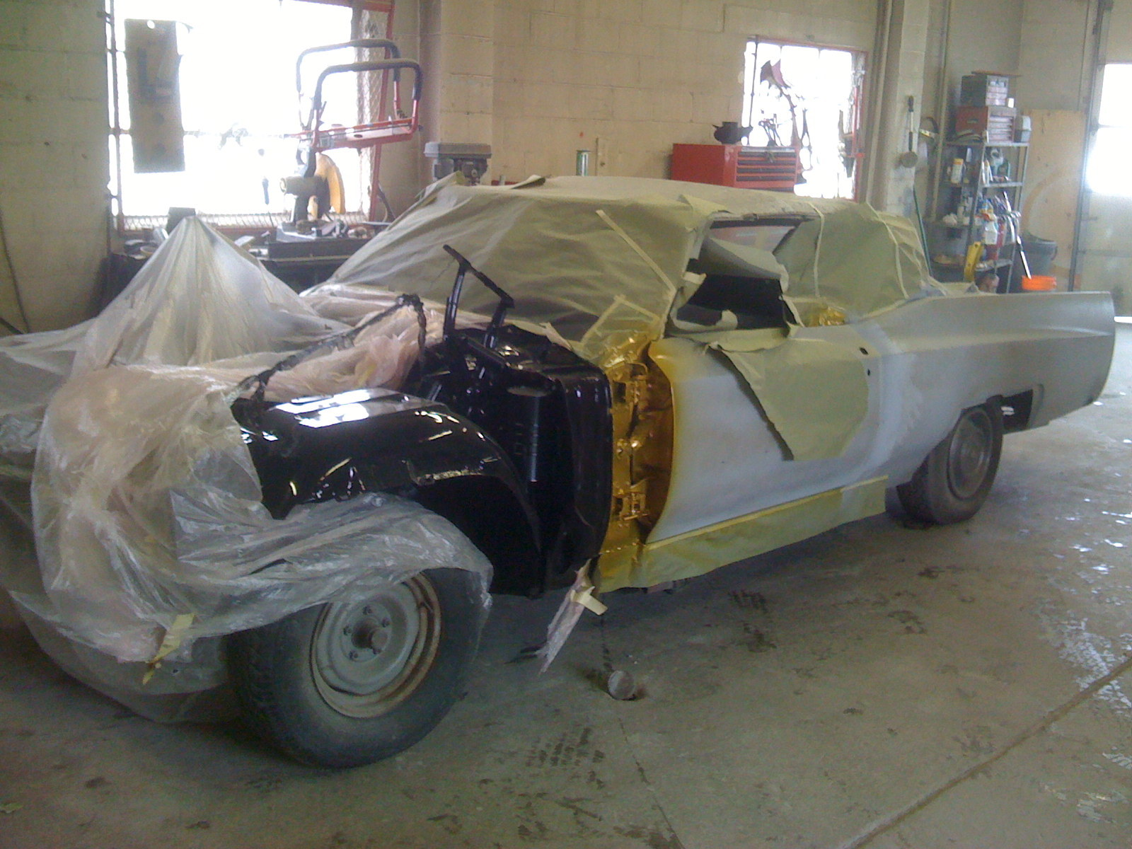 Another lopez31 1968 Cadillac DeVille post... - 9221331