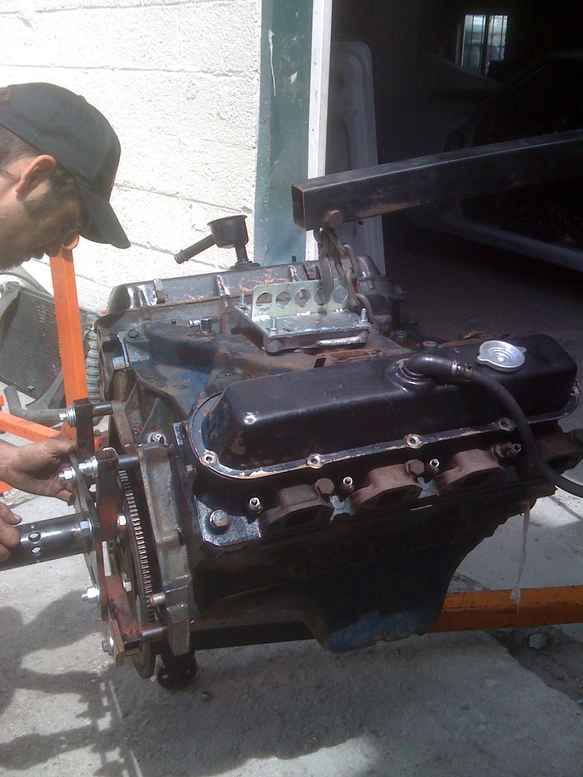 Another lopez31 1968 Cadillac DeVille post... - 9221359