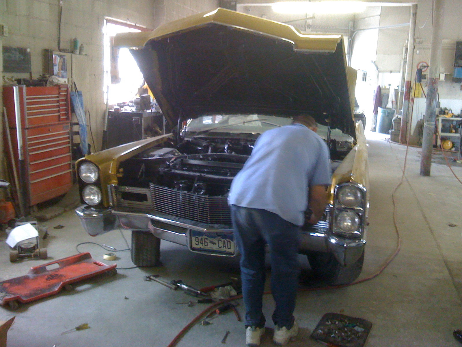Another lopez31 1968 Cadillac DeVille post... - 9221430