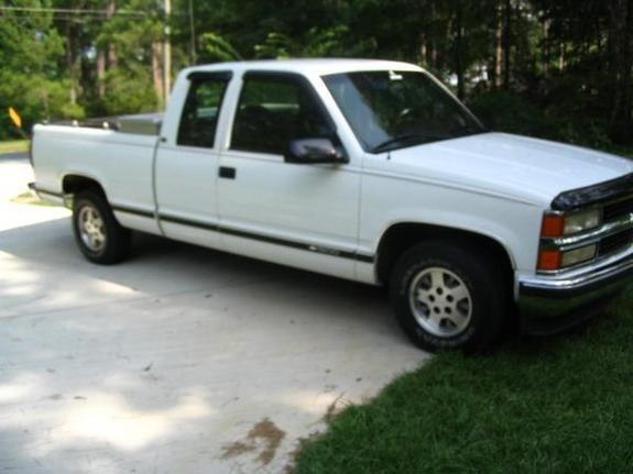 1995 Chevrolet Silverado 1500 Regular Cab