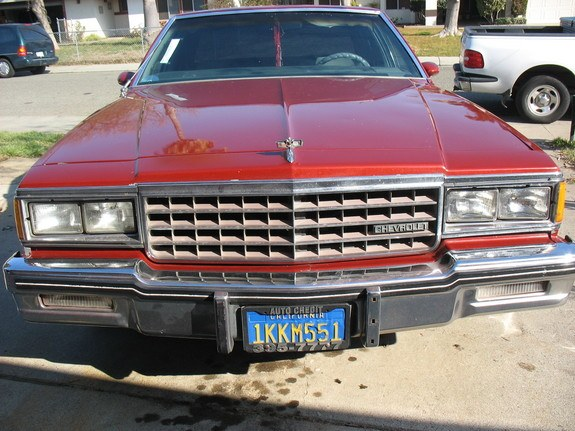 Another Chvygrl916 1984 Chevrolet Caprice post... - 9222334