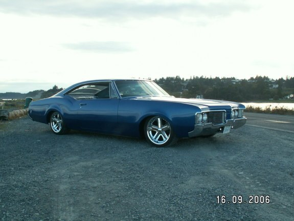 Another delta-88 1968 Oldsmobile Delta 88 post... - 9223618