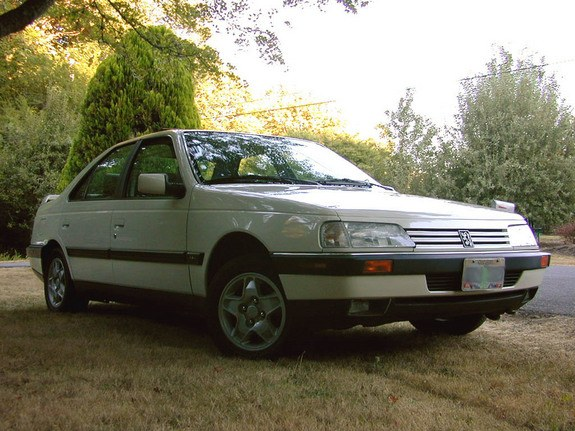 Another peugoby 1989 Peugeot 405 post... - 9222511