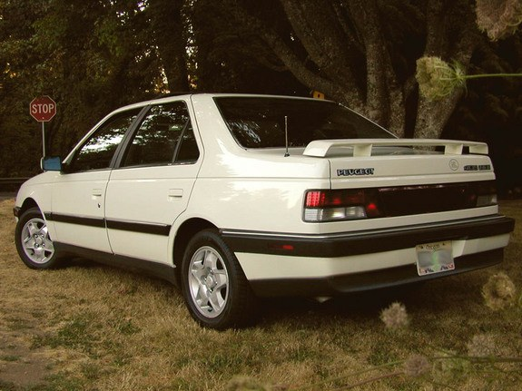 Another peugoby 1989 Peugeot 405 post... - 9222512