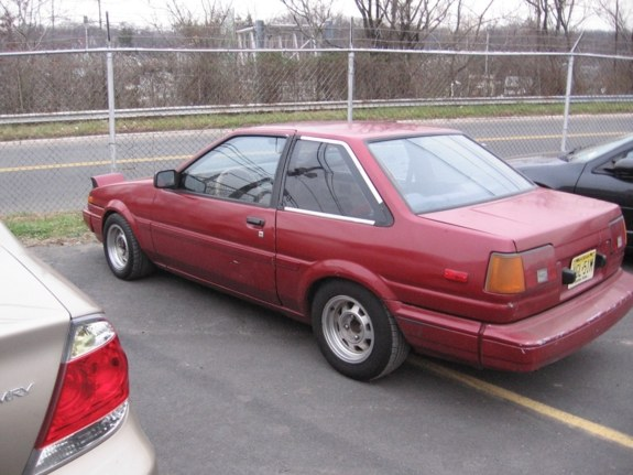 Another candyman32 1984 Toyota Corolla post... - 9229490