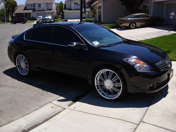 07altimaon22s 2007 Nissan Altima Specs Photos Modification Info At
