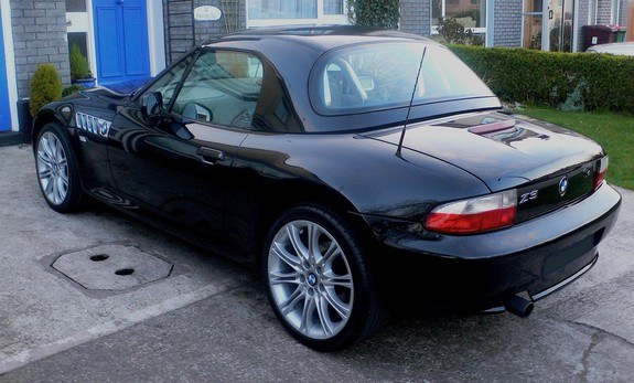 Maxz3 1997 Bmw Z3 Specs Photos Modification Info At