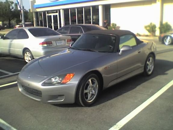 Another SuPrEmEsTaNg 2000 Honda S2000 post... - 10286805