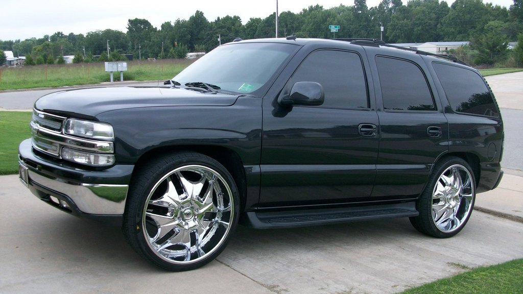 Another Deepindebt 2003 Chevrolet Tahoe post... - 9224038