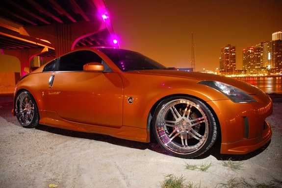Another BigLipBandit 2004 Nissan 350Z post... - 10287900