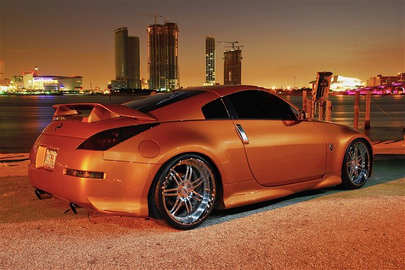 Another BigLipBandit 2004 Nissan 350Z post... - 10287901