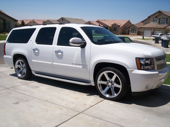 irocez 2007 chevrolet suburban 1500 specs photos. Black Bedroom Furniture Sets. Home Design Ideas