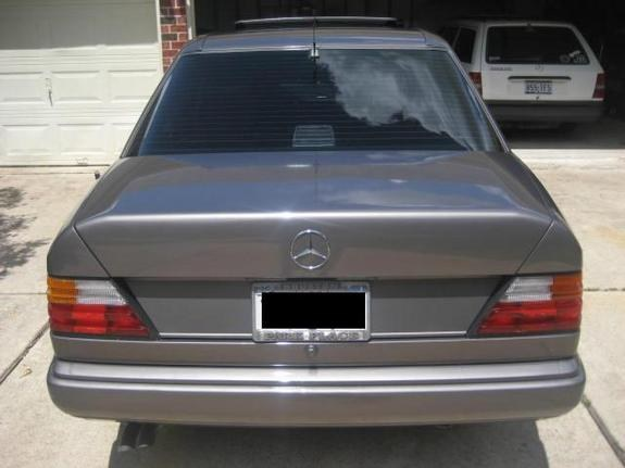 Another modashia 1988 Mercedes-Benz 300E post... - 10291693