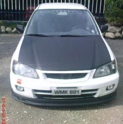 angwmk891 2001 Honda City