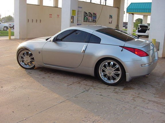 Another mj4sho 2006 Nissan 350Z post... - 10289344