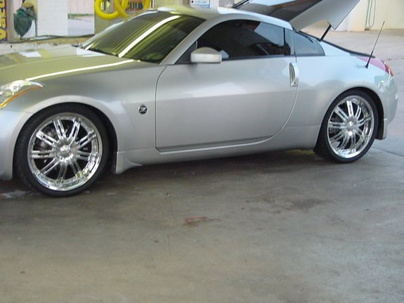 Another mj4sho 2006 Nissan 350Z post... - 10289347
