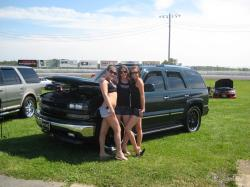 OneHotHoes 2002 Chevrolet Tahoe