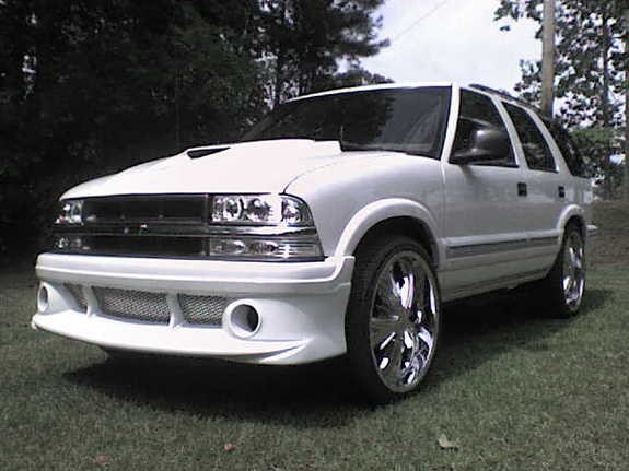 tuckn22 1995 GMC S15 Jimmy