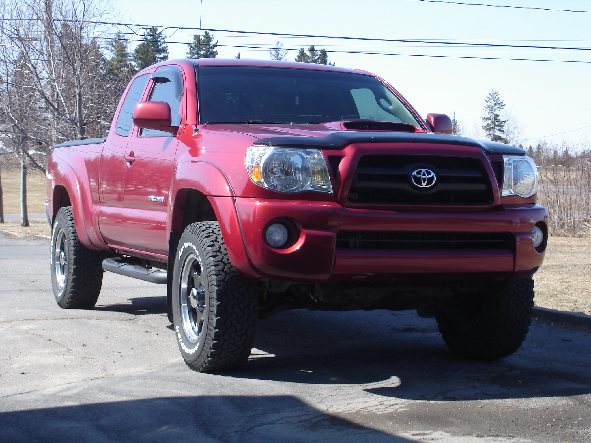 billibra 2005 toyota tacoma xtra cab specs photos modification info at cardomain. Black Bedroom Furniture Sets. Home Design Ideas