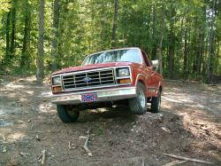 chevy343s 1986 Ford F150 Regular Cab