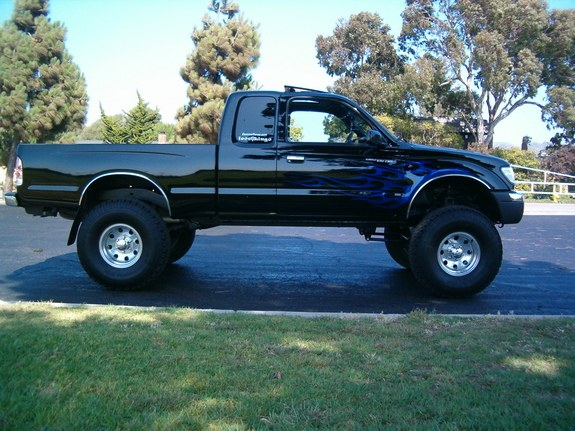 inkedtacoma 99 1999 toyota tacoma xtra cab specs photos modification info at cardomain. Black Bedroom Furniture Sets. Home Design Ideas