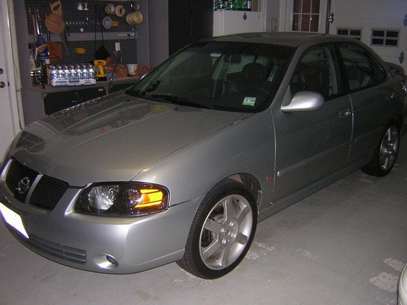Another rmnpv17 2004 Nissan Sentra post... - 9226039