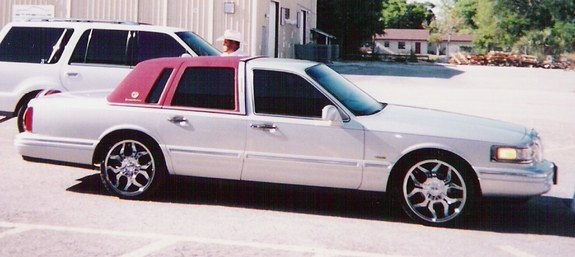 Mr407 1996 Lincoln Town Car Specs Photos Modification Info At