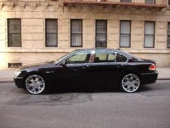THESEVEN 2004 BMW 7 Series