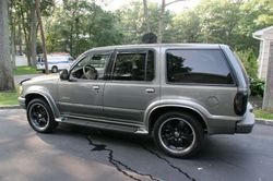 01Limiteds 2001 Ford Explorer